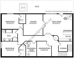 different floor plans bungalow house plan 2011545 edesignsplans ca
