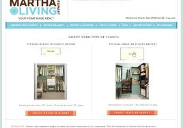 Home Depot Design Your Own Closet Design Your Own Closet From Martha Stewart U0026 Home Depot Family