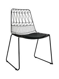 Black Metal Chairs Dining Dining Chairs Astonishing Metal Wire Dining Chairs Wire Mesh