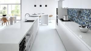 plan de travail cuisine quartz plan de travail cuisine en blanc quartz ou corian kitchens