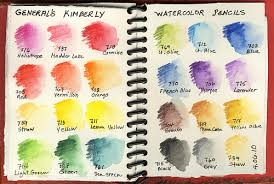 prismacolor watercolor pencils a nature journal in southwest florida new watercolor