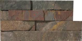 Quartzite Slate Subway Backsplash Tile by Slate Quartzite U0026 Sandstone Emser Tile