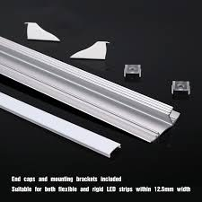 rigid led strip lights 3 3ft wall mount led channel aluminum profile for led strip light
