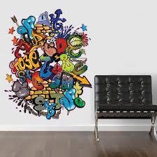 wall decoration graffiti wall sticker lovely home decoration graffiti wall sticker home decor arrangement ideas fresh