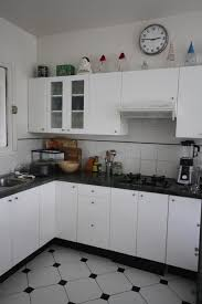 deco cuisine noir et blanc cuisine noir et blanc stunning cuisine noir et blanc on