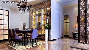 cute luxury hall dining room attractive design interior for and in