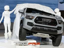 toyota trucks usa toyota brings back tacoma trd pro offroad pickup truck