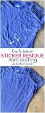 Remove Wall Stickers Best 25 Remove Stickers Ideas On Pinterest Remove Sticky Labels