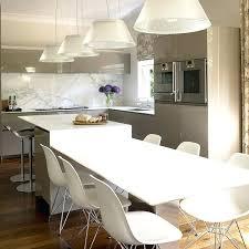 ilot central cuisine pour manger table a manger cuisine cuisine ouverte sur la salle a manger grande