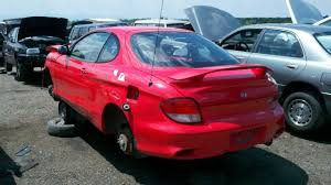 junkyard find 2001 hyundai tiburon the truth about cars