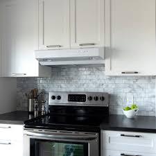 kitchen ideas backsplash for kitchen with artistic backsplash