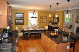 kitchen open to dining room home design 81 amazing kitchen dining room ideass