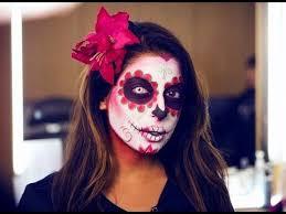 mexican sugar skull makeup tutorial mtv fora you