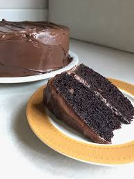 Ina Garten Brownies Rich Dark Chocolate Tea Cake With Chocolate Buttercream Frosting
