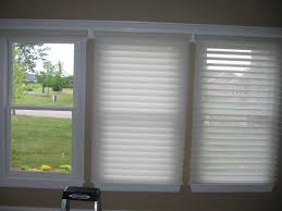 Bathroom Window Blinds Ideas by Installing Blinds Outside Mount Business For Curtains Decoration