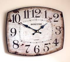 Shabby Chic Wall Clocks by Shabby Wall Clock Ideas U2013 Wall Clocks