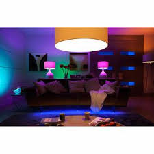 3rd gen hue lights philips hue white and color ambiance single a19 bulb 3rd
