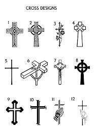cross designs all best