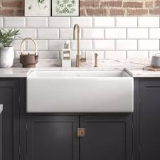 is an apron sink the same as a farmhouse sink rohl ms3318 33 classic modern single bowl apron front sink