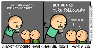 Meme Stories - how ghost stories have changed cyanide and happiness know