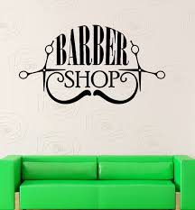 compare prices hair salon beauty online shopping buy low price barbershop hair salon beauty hairdresser wall stickers vinyl decal china mainland