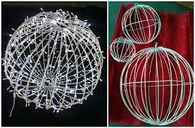 outdoor christmas light balls how to make decorative light balls wanker for