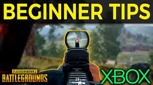 pubg tips xbox pubg xbox beginners guide to winning games youtube