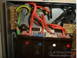 wylex standard multiple tarriff metal fusebox