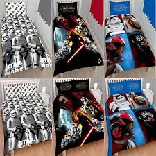 Star Wars Duvet Cover Double Star Wars Vii The Force Awakens Single Double Duvet Covers Kylo