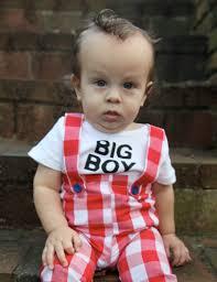 Big Baby Halloween Costume Bob U0027s Big Boy Halloween Costume Sew Mom