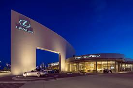 park place lexus events projects retail corporate id kawneer north america