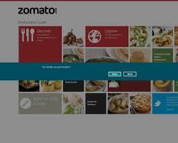 zomato for windows 10 windows download