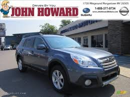 subaru outback touring blue 2013 twilight blue metallic subaru outback 2 5i limited 68890113