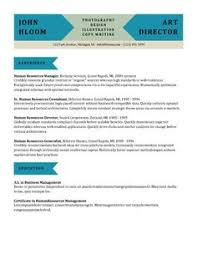 free ats applicant tracking system optimized resume templates