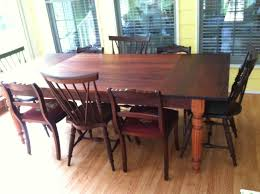 mahogany dining room table hand crafted african mahogany sun room table project osborne