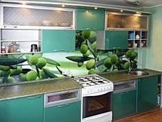led digital kitchen backsplash printed glass splashback italy street image vr art glass home