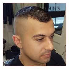 black men low haircuts as well as marine haircuts shaved sides