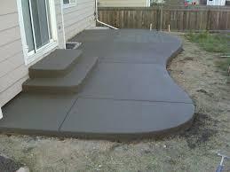 interior backyard concrete patio lawratchet com