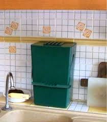 poubelle compost pour cuisine les eco reporters