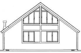 chalet style vacation home plan 81323w architectural designs
