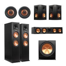 home theater loudspeakers klipsch reference premiere speakers klipsch