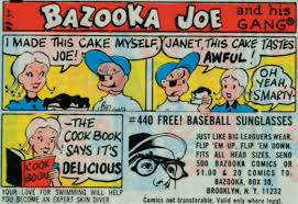 bazooka gum overhauls brand and loses comic strips the new york
