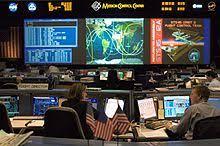 mission bureau de controle centre spatial lyndon b johnson wikipédia