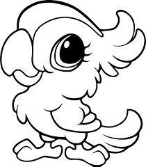 free printable monkey coloring pages for kids with amazing baby