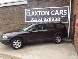 used volvo v70 xc 2 4 classic 5dr 5 doors estate for sale in kings