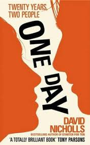 book cover of One Day by David Nicholls
