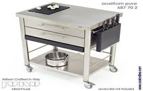 outdoor kitchen carts and islands stainless steel kitchen island cart home design and decorating