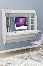 Diy Craft Desk With Storage by Best 25 Floating Wall Desk Ideas Only On Pinterest Floating
