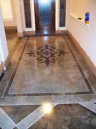perfect stained concrete with how to stain patio concrete on home
