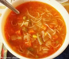 cuisine arabe facile soupe aux legumes express et facile le cuisine de samar